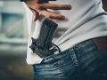 Krvavá streľba v Manchesteri: Dvaja muži prišli za nejasných okolností o život