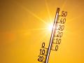 Vysoké teploty na Sibíri