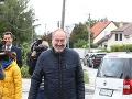 Bývalý sudca Vladimír Sklenka vypovedá na NAKA.
