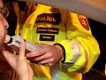 Alkohol za volantom opäť úradoval: Neuveríte, koľkí vodiči v Košickom kraji šoférovali opití