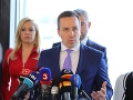 Erik Tomáš sa vzdal členstva v Smere: Niektorí poslanci musia čakať na schôdzu parlamentu
