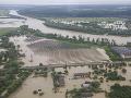 Záplavy na Ukrajine si