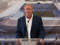 Ivan Kmotrík reaguje: Postavili sme svetovo uznávaný štadión, postoju členov vlády nerozumiem