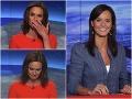 Plač v priamom prenose: Moderátorka Televíznych novín sa rozplakala pri správe o prezidentke Čaputovej!
