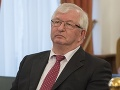 Súdna rada si bude v pondelok voliť predsedu: Jediným kandidátom je Mazák