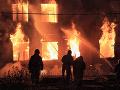 Hasiči v Trenčianskom kraji bilancujú: V minulom roku zasahovali pri 3374 udalostiach