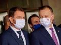 Premiéra Matoviča mrzí, že strana Za ľudí posiela Borisovi Kollárovi odkazy cez médiá