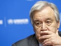 Guterres žiada vytvorenie pravidiel na reguláciu sociálnych sietí