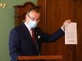 Kauza Kollárovej diplomovky: OĽaNO prichádza so žiadosťou, vyjadril sa aj Pellegrini