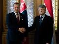 Kollár na návšteve v Budapešti: Je v našom bytostnom záujme udržiavať veľmi úzku spoluprácu