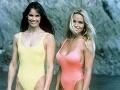 Alexandra Paul a Pamela Anderson
