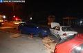 FOTO Opitý vodič narazil do dvoch áut: Namerali mu takmer tri promile
