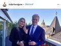 Dolph Lundgren a Emma Krokdal sa zasnúbili