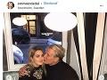Dolph Lundgren a Emma Krokdal