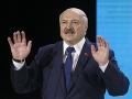 Lukašenkov štáb odovzdal doklady pre prezidentskú kandidatúru v Bielorusku