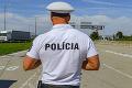 Policajti si nevydýchnu ani počas horúcich dní: Pozrite sa, kde všade ich stretnete