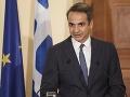 Grécko neakceptuje prísne podmienky finančnej pomoci od EÚ: Gréci dospeli, tvrdí premiér Mitsotakis
