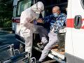 KORONAVÍRUS Ukrajina hlási 823 nových prípadov infekcie