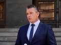 Minister vnútra Roman Mikulec k odchodu Milana Lučanského