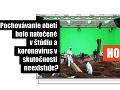 Nešikovná montáž Slováka! Je to HOAX: V skutočnosti ide o pochovávanie obetí koronavírusu