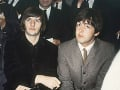 Ringo Starr a Paul McCartney