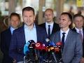 OĽANO a SaS po polroku vlády tvrdia, že sa im darí posúvať Slovensko k lepšiemu