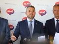 Navrhneme zmeny v podnikateľskom kilečku a voľbe generálneho prokurátora, povedal Pellegrini
