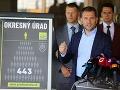 OĽaNO ukázalo predvýber prednostov okresných úradov: Matovič žiada od ľudí verejnú lustráciu