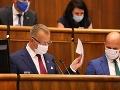 Kollárovci pravdepodobne podajú návrh na odvolanie šéfa parlamentu