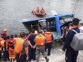 Veľké nešťastie v Číne: Pri nehode autobusu zahynulo najmenej 21 ľudí