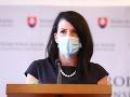 Cigániková hovorí o bariérach v potratovej novele, nevidí v nej pomoc