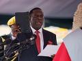 V Zimbabwe to vrie: Prezident odvolal ministra zdravotníctva podozrivého z korupcie