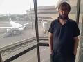 Roman uväznený na filipínskom letisku! FOTO Neuveriteľné, čo si Európan vytrpel kvôli pandémii