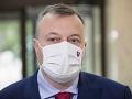 ROZHOVOR Milan Krajniak (Sme rodina) návrh Záborskej o interrupciách považuje za veľmi umiernený