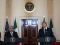 Najskôr sľuboval múr a teraz... Trump s mexickým prezidentom vyzdvihli vzájomne dobré vzťahy