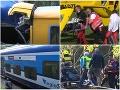 Zrážka vlakov v Česku