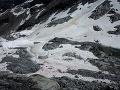 FOTO V Alpách sa objavil ružový ľadovec: Nie je to vôbec dobrá správa, toto nám hrozí