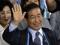 Starostu juhokórejského Soulu našli mŕtveho