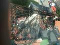 Hrôzostrašné FOTO: Požiar bytu v Zemianskych Kostoľanoch si vyžiadal zranenie dvoch ľudí