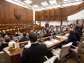 Poslanci navrhli Súdnej rade sedem kandidátov na členov disciplinárnych senátov