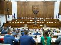Plénum nebude rokovať o pláne obnovy: Poslanci neschválili program schôdze