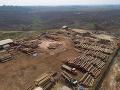 Odlesňovanie brazílskeho amazonského pralesa