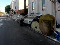 Situácia s bezdomovcami v