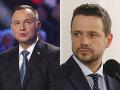Poliaci hlasujú v 2. kole prezidentských volieb: Výsledky budú zrejme tesné