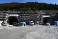 Národná diaľničná spoločnosť porušila pri výstavbe tunela Višňové zákon! Dostali mastnú pokutu