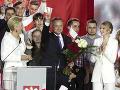 Poľsko má staronového prezidenta: