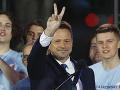 Prezidentský kandidát a varšavský