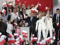 Najtesnejšie prezidentské voľby od pádu komunizmu: Duda obhájil v Poľsku svoj mandát