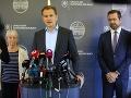 MIMORIADNE Premiér Matovič po stretnutí s odborníkmi: Nečakaný krok!