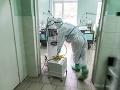 Koronavírus na Ukrajine